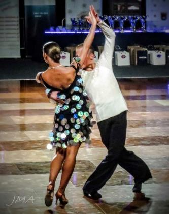 Ballroom dancing. Polish masters 2015