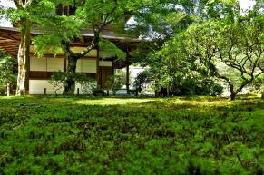 Ginkakuji, the Silver Pavilion, Kyoto