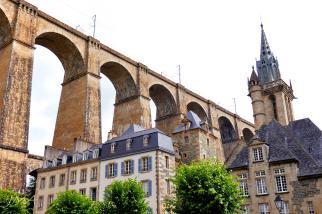 Morlaix, Brittany, France