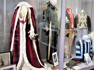 Royal mementos at the Glamis Castle, Scotland