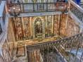 Rome, Lateran Archbasilica. Confessio beneath the altar
