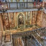 Rome, Lateran Archbasilica. Confessio beneath the altar