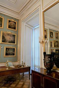 Warsaw royal castle. the king's study.