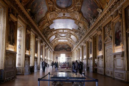 The Louvre.The Louvre. Paris.