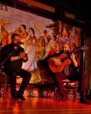 Flamenco night, Madrid, Spain