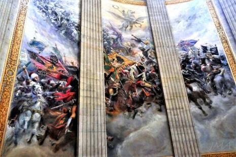 Vers la Gloire. At the Pantheon, Paris, France
