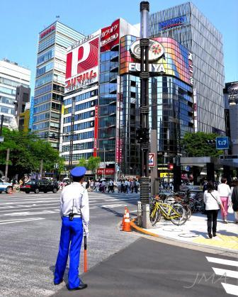 Ginza, Tokyo, Japan