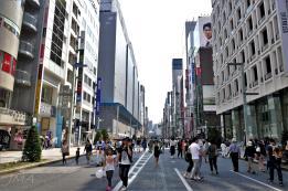 Traveling Japan. Ginza, Tokyo. #cooljapan #ilovejapan