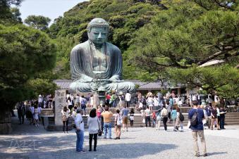 Great Buddha, Japan