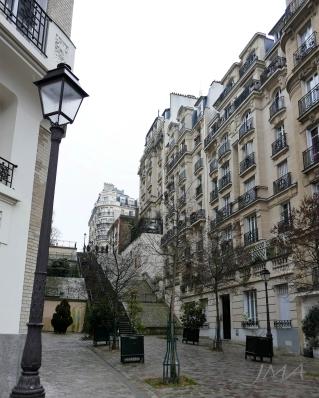 Mont Martre, Paris, France