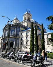 Real Basilica de San Francisco el Grande. On the must-see list