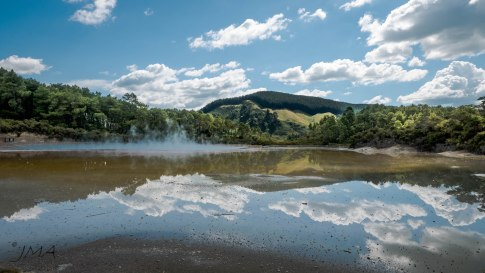 Wai-O-Tapu, New Zealand