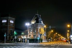 Belgium_Brussels_Etterbeek_by_night_11